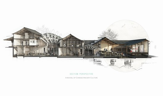 denggao_village How Architectural Drawing—In All Its Forms—Can Help Us See the World Anew Architecture