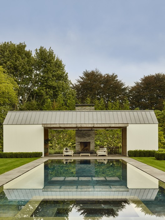 RYA-FURTHERLANE-F.OUDEMAN%C2%A9-02 Further Lane Pool House / Robert Young Architects Architecture