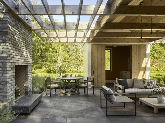 RYA-FURTHERLANE-F.OUDEMAN%C2%A9-06 Further Lane Pool House / Robert Young Architects Architecture