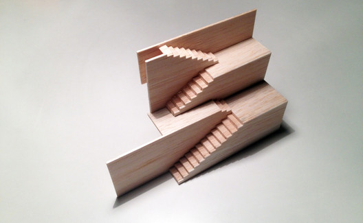 Model - Stairs