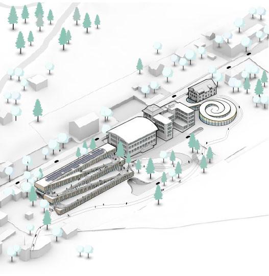 Big Unveils Images Of Zig Zag Ski Hotel In Switzerland