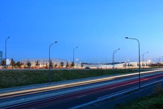Centre_Technique_Blagnac_PaulKozlowski-(8) Technical Center of Blagnac / NBJ architectes Architecture