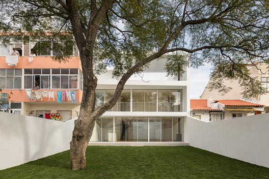 PHDDAjuda0698 House Brotero / phdd arquitectos Architecture