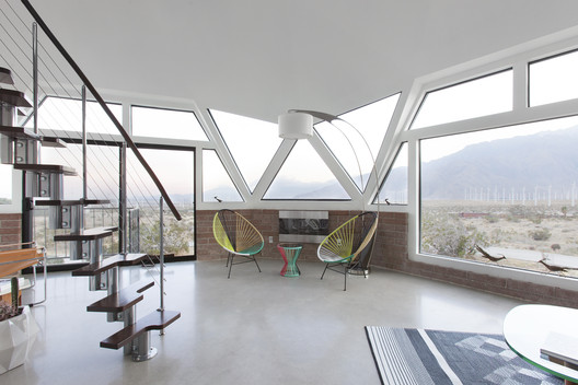 dome_012 Palm Springs Dome House / Pavlina Williams Architecture