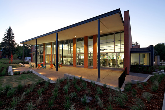 IMG_0573 Carbondale Branch Library / Willis Pember Architects Architecture