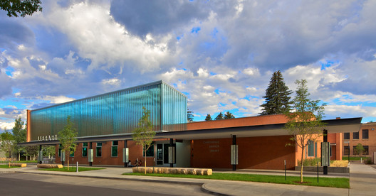 IMG_0795 Carbondale Branch Library / Willis Pember Architects Architecture