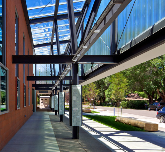 IMG_1281_cropped Carbondale Branch Library / Willis Pember Architects Architecture