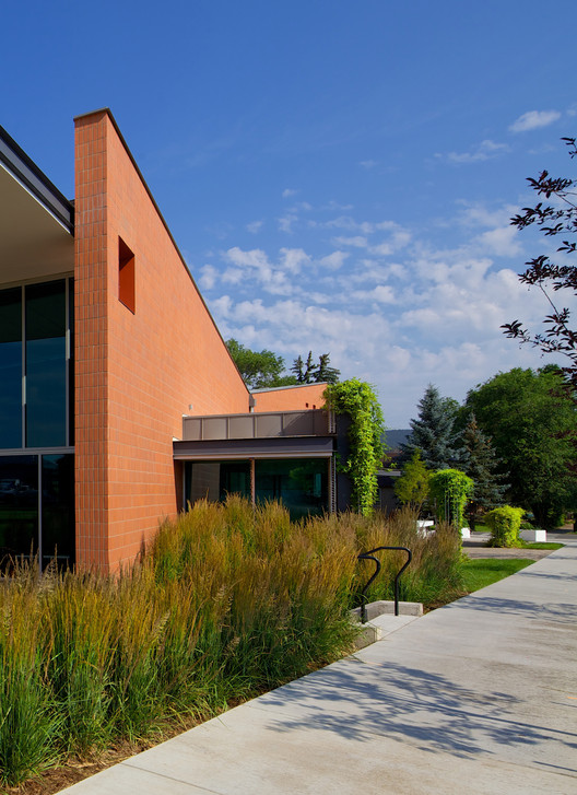 IMG_6853_Crop Carbondale Branch Library / Willis Pember Architects Architecture