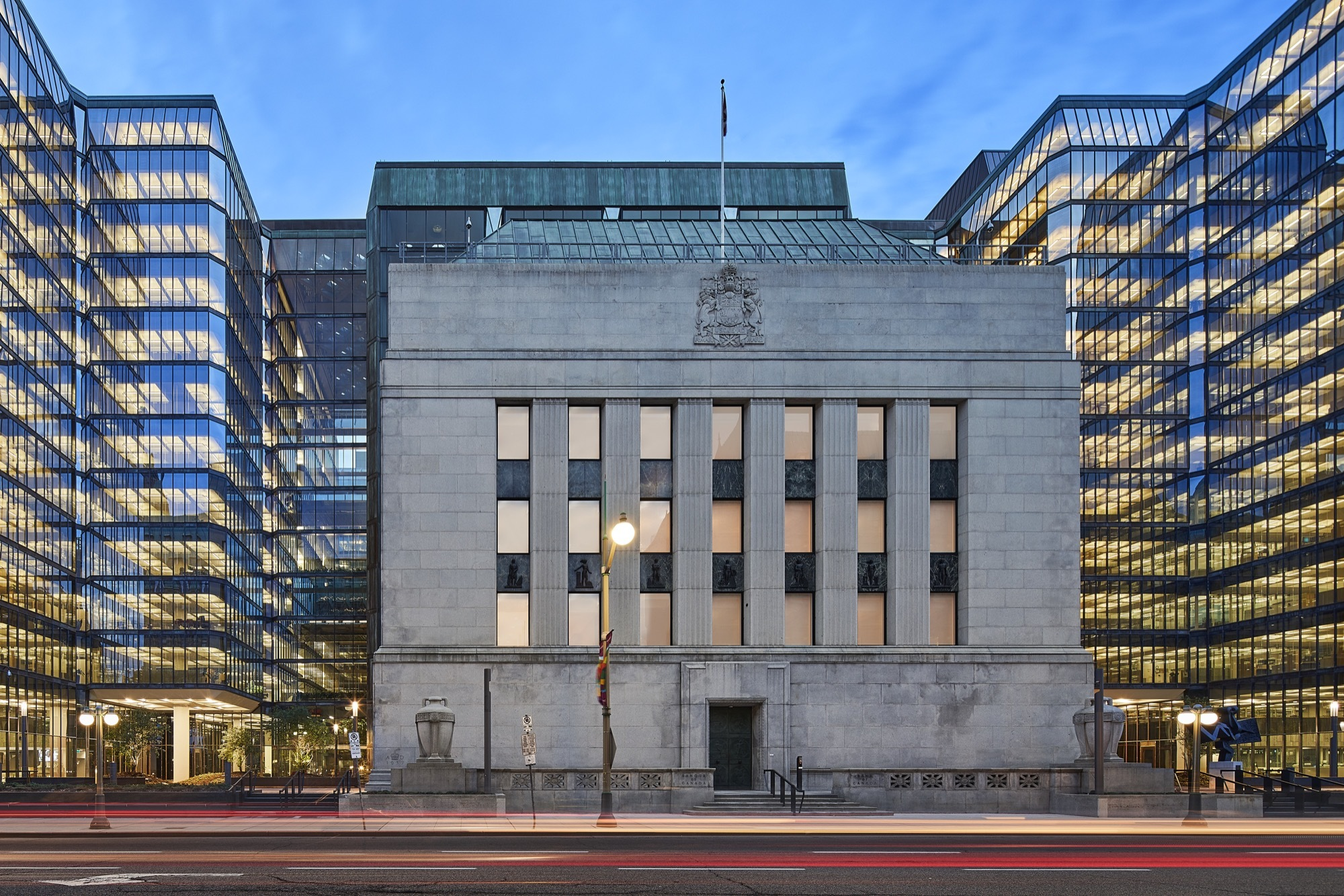 Bank Of Canada Headquarters Renewal Perkins Will Archdaily