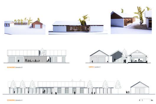 JM_Cortes_y_elevaciones_ENG_ESP-02 New Jerusalen de Miñaro Primary School / Semillas Architecture