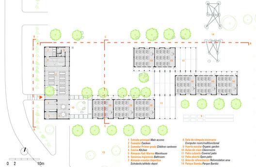 JM_Planos_ENG_ESP-05 New Jerusalen de Miñaro Primary School / Semillas Architecture