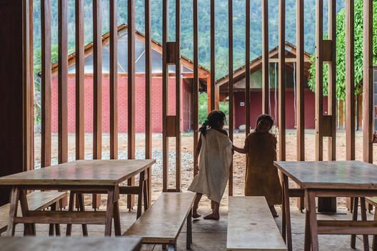 18_JM_HIpub New Jerusalen de Miñaro Primary School / Semillas Architecture