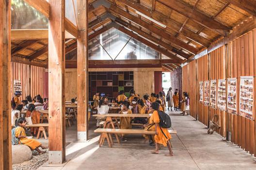 21_JM_HIpub New Jerusalen de Miñaro Primary School / Semillas Architecture