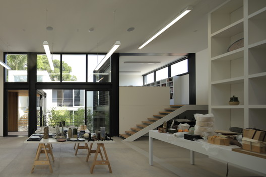 _ML_2352 Studio House KSG / Hernández Silva Arquitectos Architecture