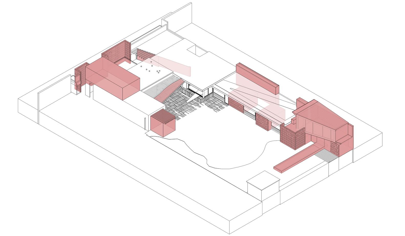 c260 house hda h ctor del mar arquitectura diagram [ 1582 x 923 Pixel ]