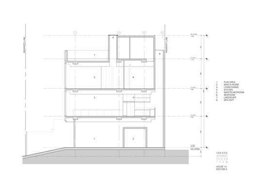Section_3 House 13 / INSADA Architecture