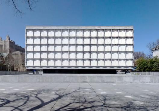 Beinecke-Rare-Book-Manuscript-Library-Yale-University-Hewitt-Quadrangle-New-Haven-Connecticut-ad Spotlight: Gordon Bunshaft Architecture