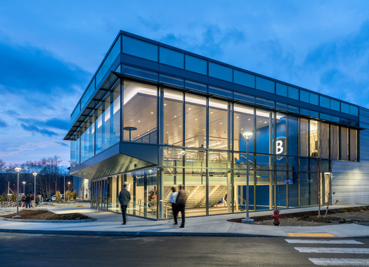 AR02180106LG Massachusetts' LEED Platinum Award Winning Arena Named US' Most Environmentally Sustainable Architecture