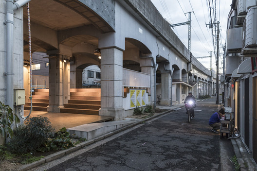 copyright_laurianghinitoiu_refurbishmentinarchitecture_japan-02-4812 5 Architects Create 5 New Community Spaces Beneath a Disused Japanese Overpass Architecture
