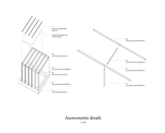 Axonometric Details