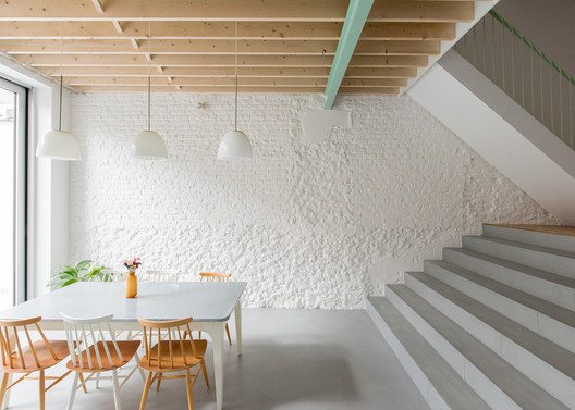Courtesy of MAMOUT architects + AUXAU - Atelier d'architecture