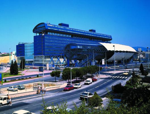 Hotel du Departement, 1994. Image Courtesy of aLL Design