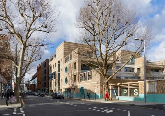 Marlborough Primary School / Dixon Jones. Image © Paul Riddle