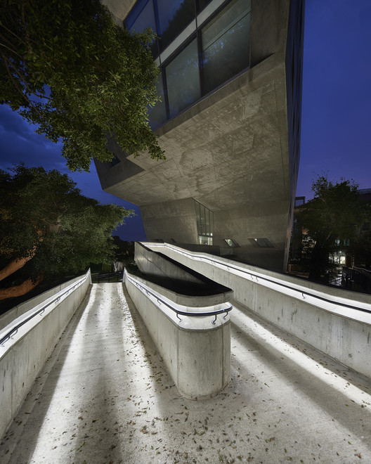 BahaaGhoussainy__(20) Zaha Hadid's Issam Fares Institute Stands Out in New Photography by Bahaa Ghoussainy Architecture