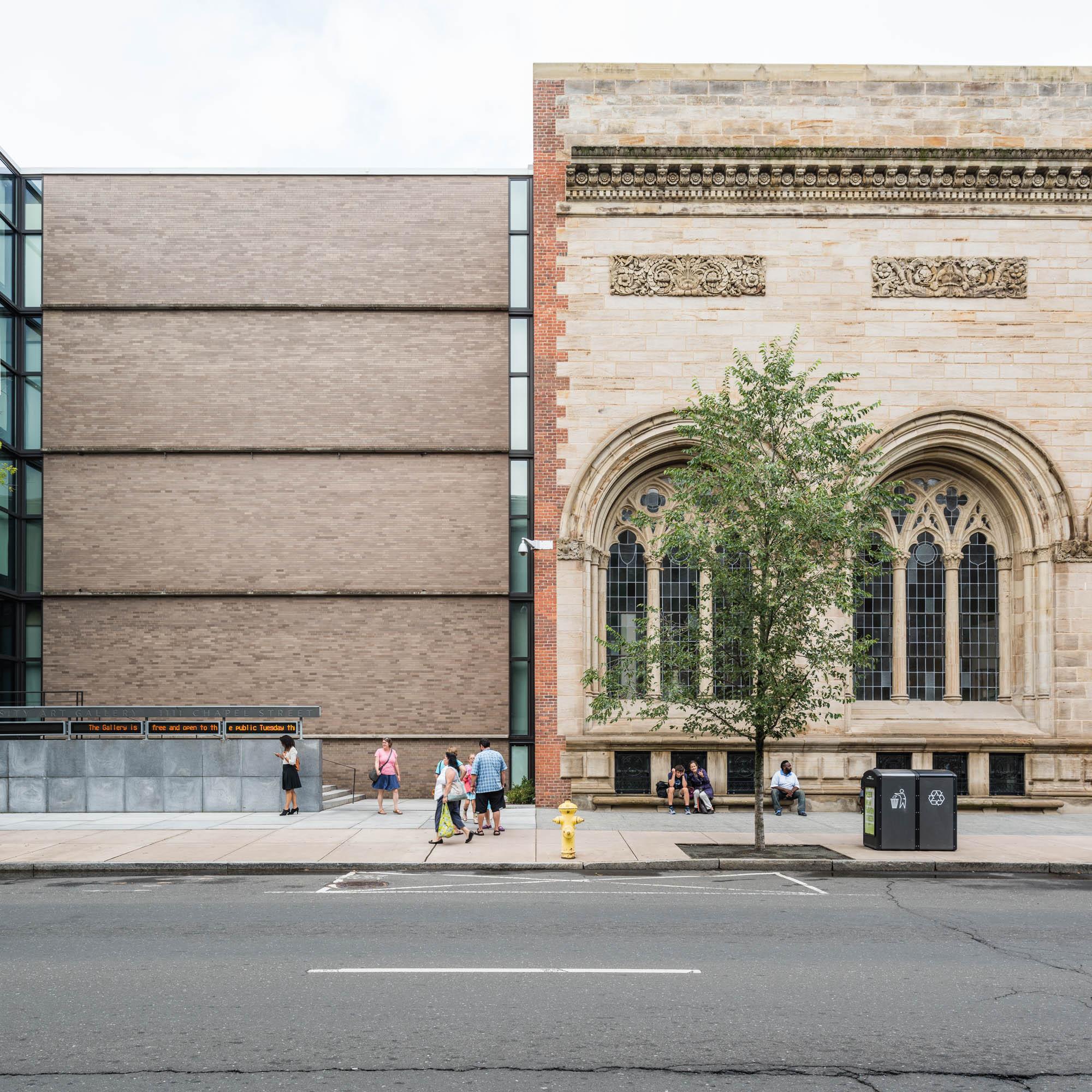 Ad Classics Yale University Art