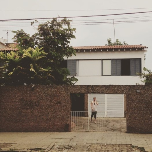 Francisco Peixoto Residence, Oscar Niemeyer. © Pedro Vada