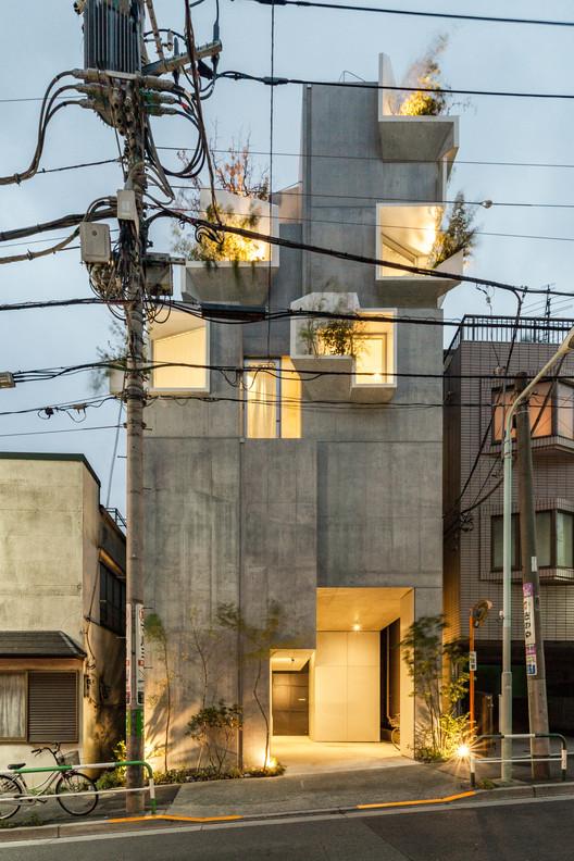 Treeness House  Akihisa Hirata  ArchDaily