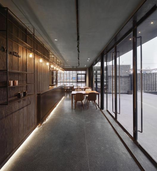 6_%E5%92%96%E5%95%A1%E5%8E%85 Yu Hotel / Shanghai Benzhe Architecture Design Architecture