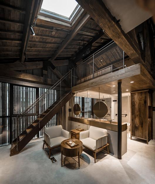 20_%E5%AE%A2%E6%88%BF_loft%EF%BC%885%EF%BC%89 Yu Hotel / Shanghai Benzhe Architecture Design Architecture