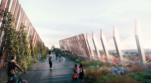 Courtesy of Kengo Kuma & Associates + OODA