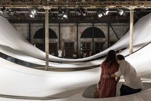 """copyright_laurianghinitoiu_indonesia-3-2H7A9922 """"Sunyata: The Poetics of Emptiness"""": The Indonesian Pavilion at the 2018 Venice Biennale Architecture"""
