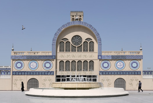 033b Sharjah Architecture Triennial to Open as First Major Platform on Middle Eastern Architecture Architecture