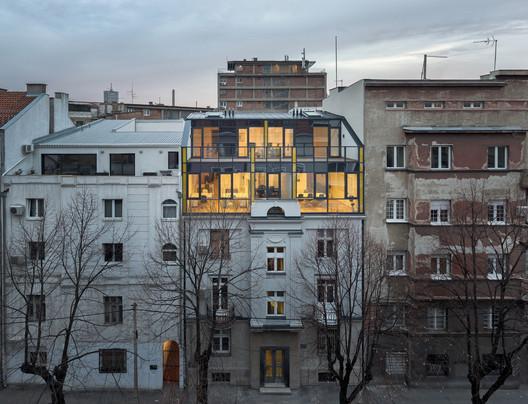 -_Featured_Image GV51 Penthouse Apartments / Ela Nesic + Danilo Nedeljkovic Architecture