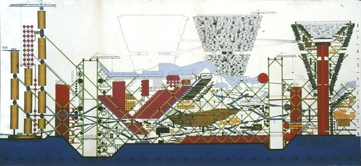 plug_in_city_archigram3 The Importance of the Section in Architectural Representation and Practice Architecture