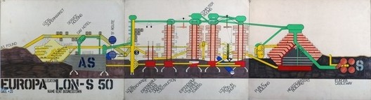 plug_in_city_archigram The Importance of the Section in Architectural Representation and Practice Architecture