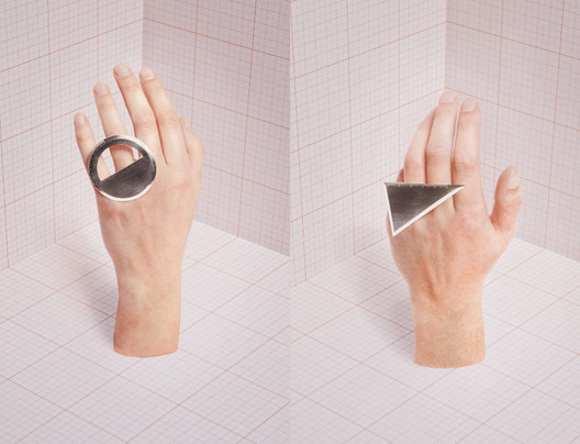 Rings_Courtesy_of_Diego_Delgado_Elias Wearable Architecture: 11 Architecture-Inspired Jewelry Lines Architecture