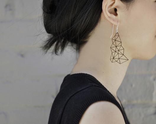 Delaunay_-_Yumiendo Wearable Architecture: 11 Architecture-Inspired Jewelry Lines Architecture