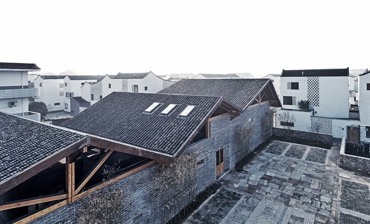 02_photographer_Fan_Yi Dongziguan Villagers' Activity Center / gad x line+ studio Architecture