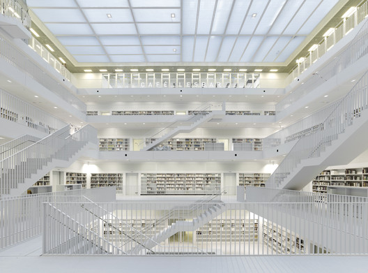 Stefan_Mu%CC%88ller 15 Impressive Atriums (And Their Sections) Architecture