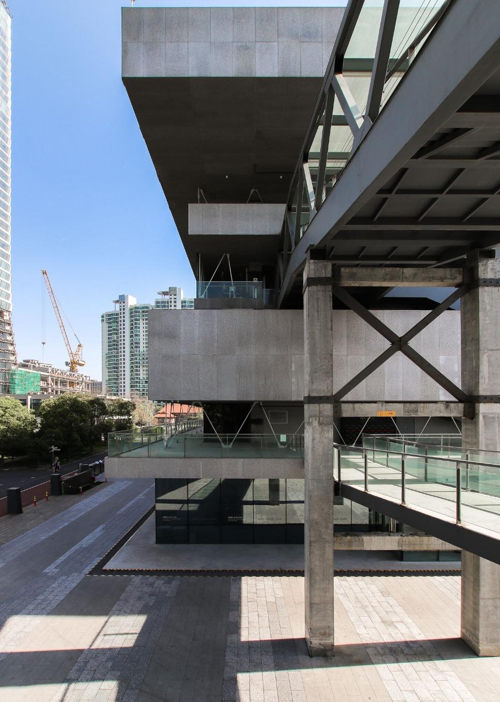 Atelier Deshaus' Shanghai Modern Art Museum