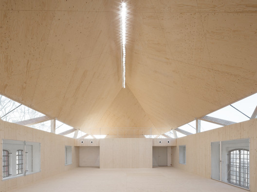 -_Featured_Image New Ateliers University of Fine Arts / ANDREAS SCHÜRING ARCHITECTS Architecture