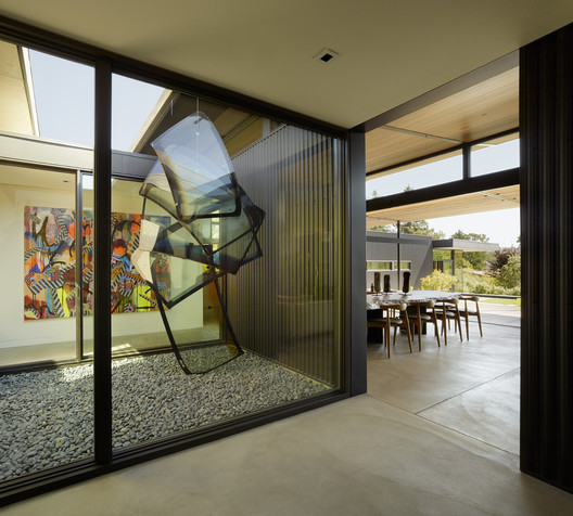 1001-MM-0357_edit Mill Valley Courtyard Res / Aidlin Darling Design Architecture