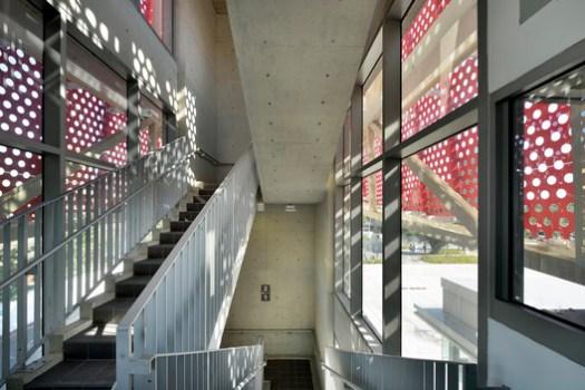 Stair Detail. Image © Jeffrey Cheng