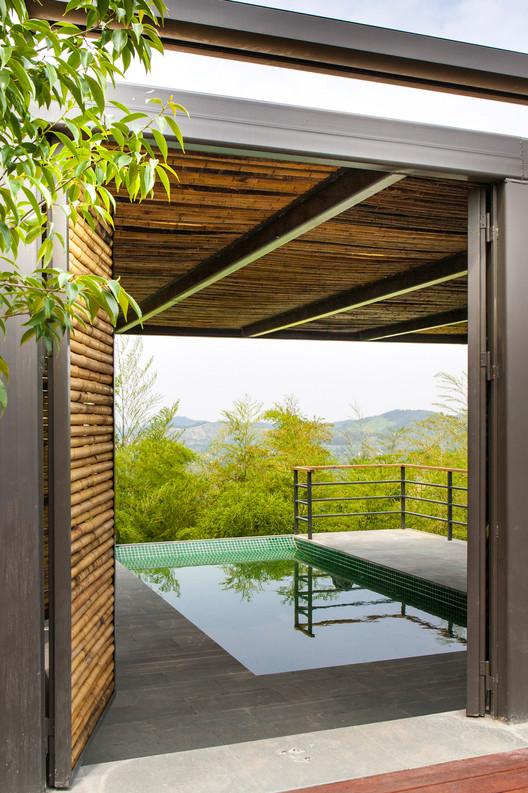 Meijie Mountain Hotspring Resort Achterboschzantman
