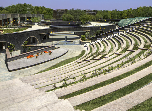 Dilli_Haat_25nd_May_2014%C2%A9_andre%CC%81_j_fanthome_0510.1 Dilli Haat / Archohm Consults Architecture