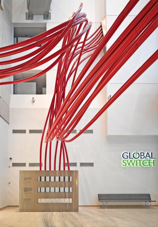 Global_Switch_Reid_Brewin_Architects_09 Global Switch Data Centre / Reid Brewin Architects Architecture